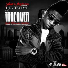 Lil Twist - The Takeover (Carte Blanche Edition)