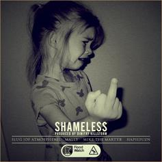 Slug - Shameless  Feat. Mally, Mike The Martyr & Haphduzn (Prod. By Dimitry Killstorm)