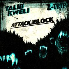 Talib Kweli & Z-Trip - Attack The Block