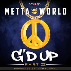 Metta World Peace - G'd Up: Part II