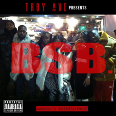 Troy Ave - So Ambitious  Feat. BSB (Prod. By Tha Bizness)