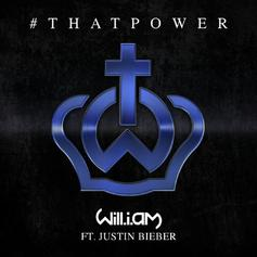will.i.am - #ThatPower Feat. Justin Bieber