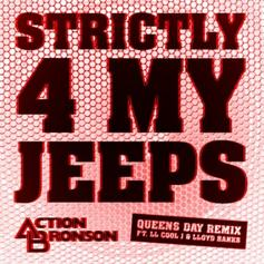Action Bronson - Strictly 4 My Jeeps (CDQ) Feat. Lloyd Banks & LL Cool J