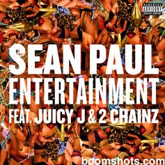 Sean Paul - Entertainment  Feat. Juicy J & 2 Chainz (Prod. By Maejor Ali & SixOne et al.)