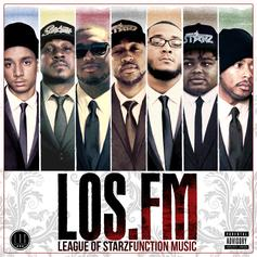 League Of Starz - Maxx Out Feat. Casey Veggies, Problem & Dizzy Wright