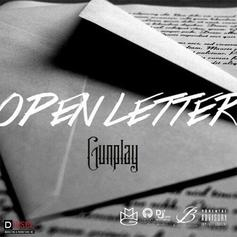 Gunplay - Open Letter (Freestyle)