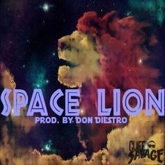 Cliff Savage - Space Lion