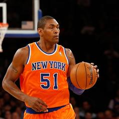 Metta World Peace - Only One Left