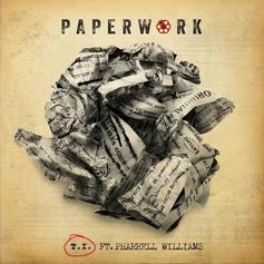 T.I. - Paperwork Feat. Pharrell