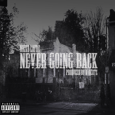 Shawn Harris - Never Going Back  (Prod. By K-Beatz)