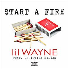 Lil Wayne - Start A Fire Feat. Christina Milian