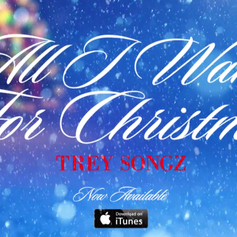 Trey Songz - All I Want For Christmas