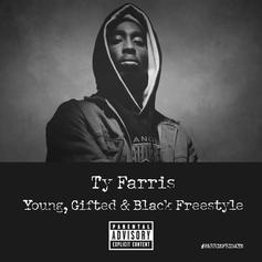 Ty Farris - Young Gifted And Black Freestyle
