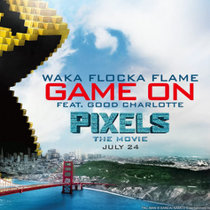 Waka Flocka - Game On Feat. Good Charlotte