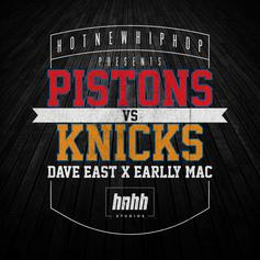 Pistons Vs. Knicks