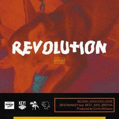 DJ Osh Kosh - Revolution Feat. FatKidsBrotha & Key! (Prod. By Curtis Williams)