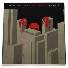 Blu, MED & Madlib - Knock Knock Feat. MF Doom
