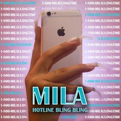 Mila J - Hotline Bling (Remix)