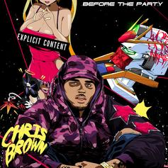 Chris Brown - Hell Of A Night Feat. French Montana & Fetty Wap (Prod. By The MeKanics)