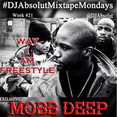 Mobb Deep - The Way I Am (Freestyle)