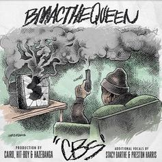 BMac The Queen - C.B.S (Prod. By HitBoy)