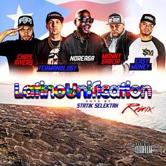 Termanology & Manny Garcia - Latino Unification (Remix) Feat. Noreaga, Chris Rivers, Ea$y Money & Statik Selektah