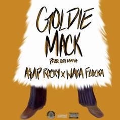 A$AP Rocky - Goldie Mack (Snippet) Feat. Waka Flocka