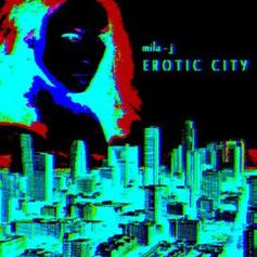 Mila J - Erotic City (Cover)