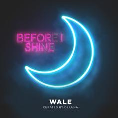 Wale & DJ Luna - Before I SHiNE