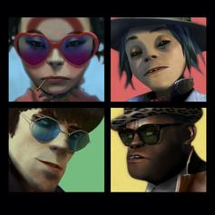 Gorillaz - The Apprentice Feat. Rag N Bone Man, RAY BLK & Zebra Katz