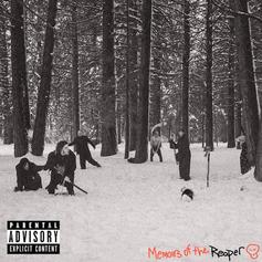 Azizi Gibson - Memoirs Of The Reaper [Album Stream]