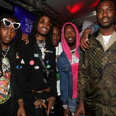 """Migos And Meek Mill Finally Release """"Contagious"""""""