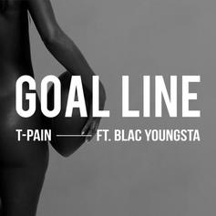 "T-Pain & Blac Youngsta Are At The ""Goal Line"""