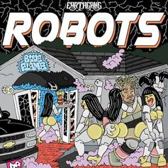 """EarthGang Look To The Future On """"Robots"""" EP"""