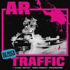 "A$AP Ant, Smooky Margielaa & Thouxanbanfauni Connect On AR's ""Traffic"""
