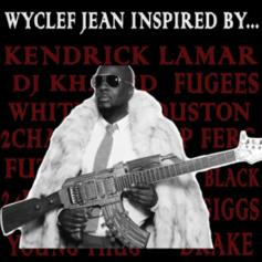 "Wyclef Jean Channels His Inner Kendrick Lamar On ""DNA"" Freestyle"