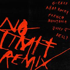 "G-Eazy Recruits A$AP Rocky, Juicy J, French Montana & Belly For ""No Limit"" Remix"