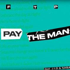 "J.I.D. & Saba Team Up For Foster The People's ""Pay The Man Remix"""