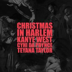 """Kanye West's """"Christmas In Harlem"""" With Teyana Taylor & CyHi The Prynce Is Perfect Holiday Music"""