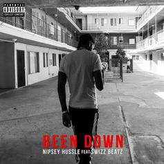 "Nipsey Hussle & Swizz Beatz Join Forces On New Song ""Been Down"""