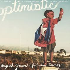 "Common, Robert Glasper & Karriem Riggins Form Group, Drop ""Optimistic"" Ft. Brandy"