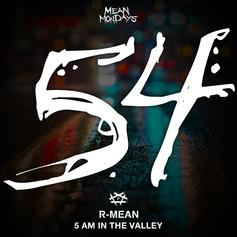 """R-Mean Goes Beast Mode Over A Drake Beat On """"5AM In The Valley"""""""