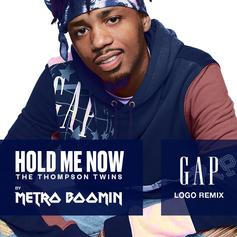 "Metro Boomin Releases ""Hold Me Now (Remix)"" From Gap ""Logo Remix"" Campaign"