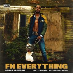 """Youngboy Never Broke Again Joins Damar Jackson On """"Fn Everything"""""""