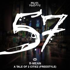 "R-Mean Spins J. Cole's ""Tale Of 2 Citiez"" In New Freestyle"