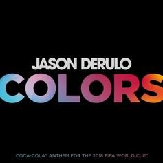 "Jason Derulo Celebrates FIFA World Cup on ""Colors"""