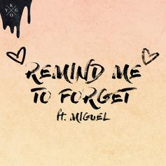 "Miguel Assists Kygo On New Single ""Remind Me To Forget"""