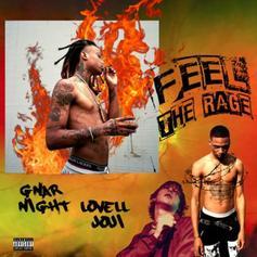 "Night Lovell & Joji Join Lil Gnar On ""FeelTheRage"""