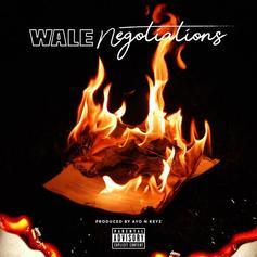 """Wale Gets A Few Things Off His Chest With New Release """"Negotiations"""""""