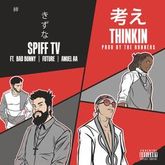 "Future Links Up With Bad Bunny & Anuel AA On Spiff TV's ""Thinkin"